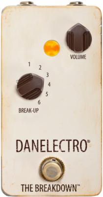 Danelectro The Breakdown Range Booster efekt gitarowy