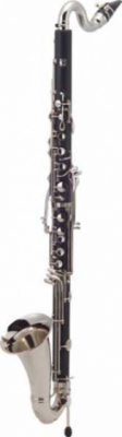 J. MICHAEL CLB-1800 BASS CLARINET W/CASE klarnet