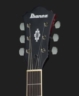 Ibanez AM53-SRF gitara elektryczna typu hollow-body