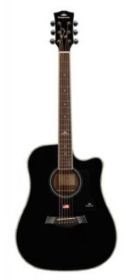 KEPMA Gitara akustyczna D1C BK