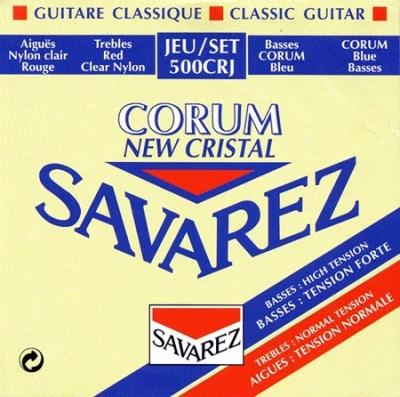 Savarez SA-500-CRJ - struny do gitary klasycznej