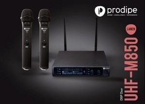 Prodipe M850 DSP DUO UHF - zestaw bezprzewodowy-12912