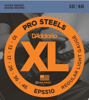 D'Addario EPS510 10-46 - struny do gitary elektrycznej