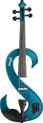 Stagg EVN X 4/4 MBL - skrzypce elektryczne 4/4-5637