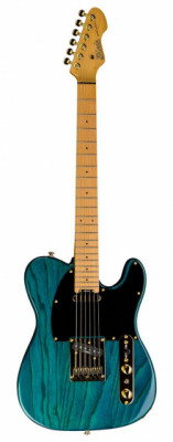 Blade T4 Classic Clear Blue - gitara elektryczna