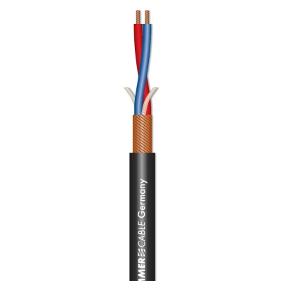 Sommer Cable Stage 22 Highflex B - kabel mikrofonowy, szpula 100m-13404