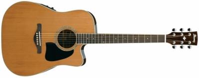 Ibanez AW370ECE-NT - gitara elektroakustyczna