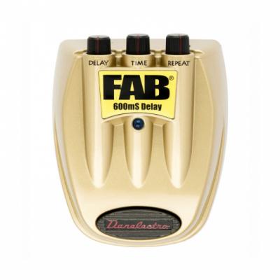 Danelectro FAB D-8 Delay 600ms efekt gitarowy