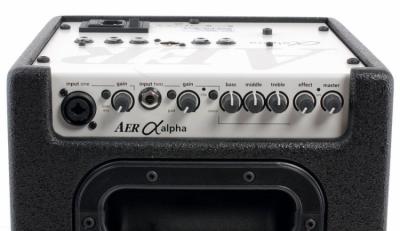 AER ALPHA combo do gitary akustycznej