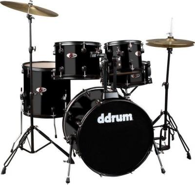 Ddrum D120 Midnight Black - zestaw perkusyjny-2804