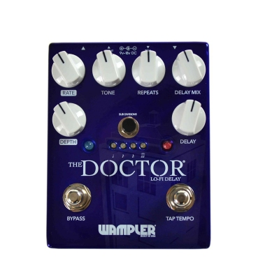 Wampler The Doctor Lo-Fi Delay - efekt gitarowy-13190