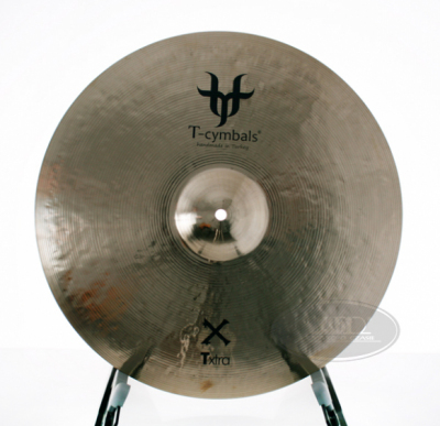 T-CYMBALS TXTRA MEDIUM CRASH 18