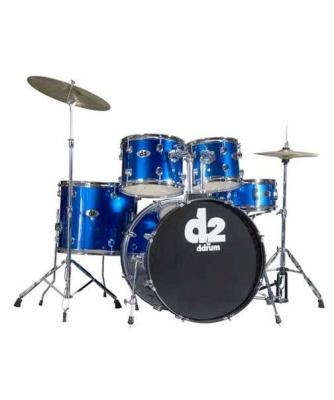 Ddrum D 2 PB - akustyczny zestaw perkusyjny-1481