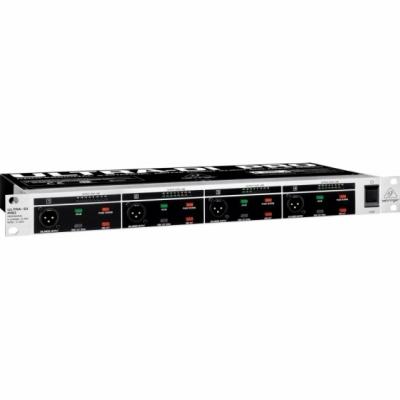 Behringer DI4000 - di-box 4-kanałowy, aktywny