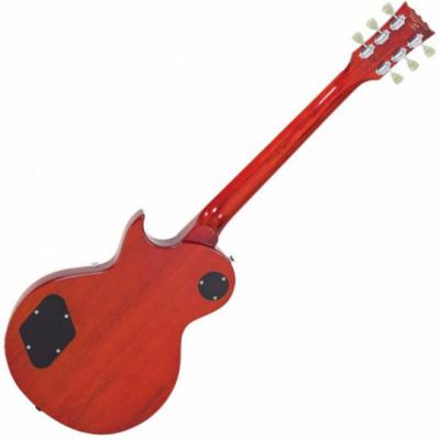 Vintage Gitara elektryczna V100 FLAME HONEYBURST