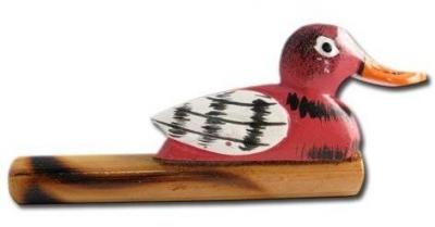 Corvus Rattlesnake Gwizdek kaczka drewniany