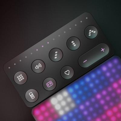 ROLI Live Block kontroler
