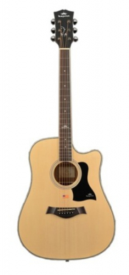KEPMA Gitara akustyczna D1C Natural