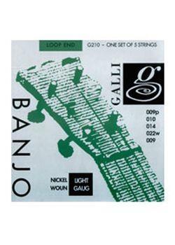 Galli G 210 - struny do banjo-1734