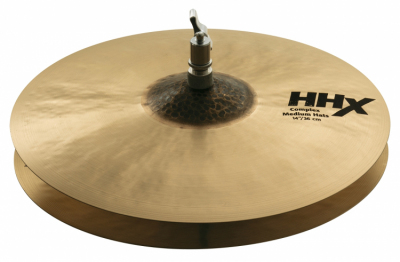 SABIAN HHX COMPLEX MEDIUM HI-HAT 14
