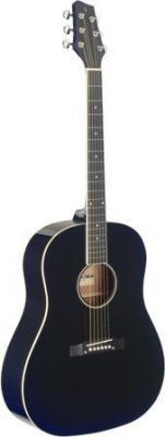 Stagg SA35 DS-BK - gitara akustyczna