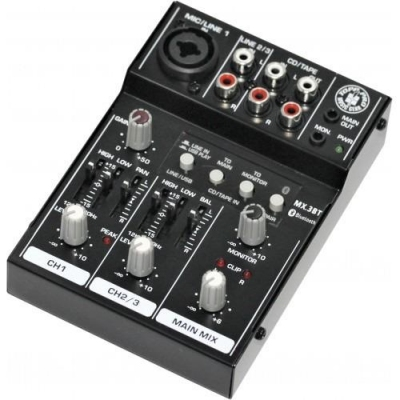 Topp Pro TP MX3BT - mikser analogowy-13589