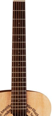 Luna Safari Peace - gitara akustyczna 3/4-2694