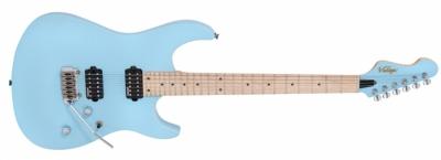 Vintage V6M24LB Laguna Blue - gitara elektryczna
