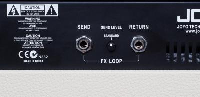 Joyo DualKlonz - lampowa głowa gitarowa sterowana cyfrowo-12450