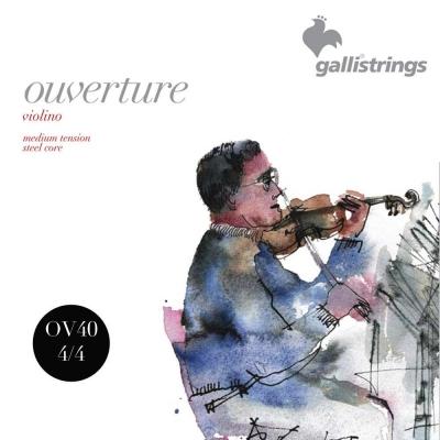Galli OV40 - struny do skrzypiec-4810
