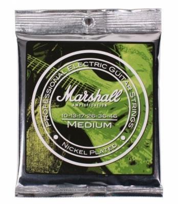 Marshall Medium 10-46 - struny do gitary elektrycznej