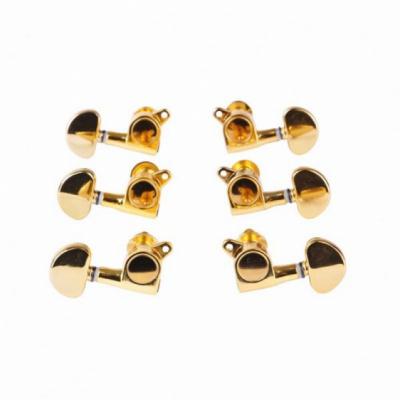 Alice PR237003 Klucze olejowe do gitary akustycznej lub elektrycznej  AL-016JP GOLD