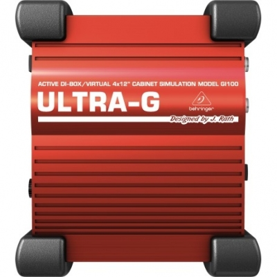 Behringer GI100 - di-box aktywny