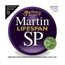 Martin Lifespan MSP-7050 Phosphor Bronze 11-52 - struny do gitary akustycznej
