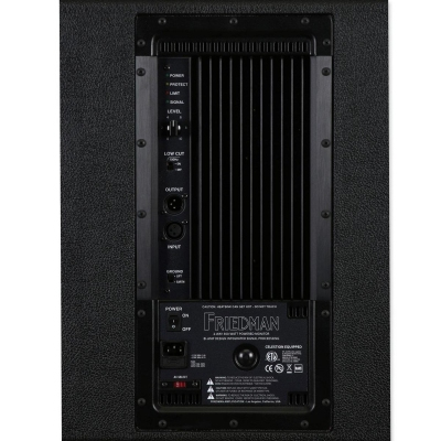 Friedman ASC-12 500W - monitor aktywny-13240