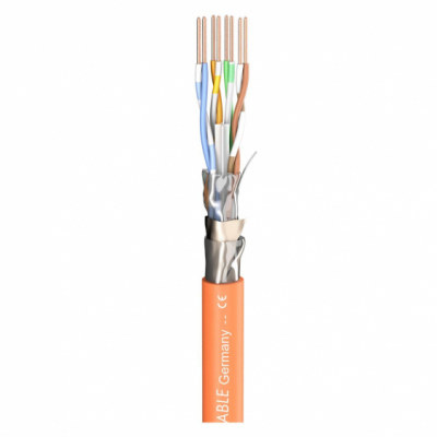 Sommer Cable SC-Mercator CAT.6a CPR-Version - kabel Ethernet, szpula 100m\