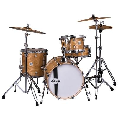 Ddrum SE Flyer NAT ASH - akustyczny zestaw perkusyjny-12934