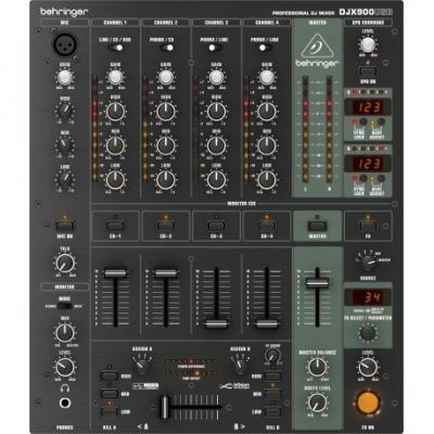 Behringer DJX900USB - 5-kanałowy mikser DJ