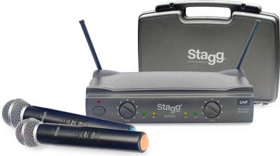 Stagg SUW 50 MM EG EU - bezprzewodowy system UHF-12773