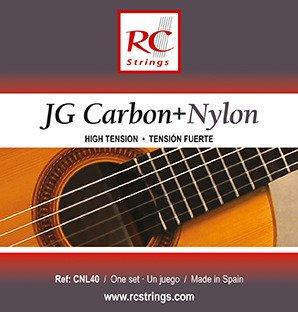 Royal Classics CNL40 JG Carbon + Nylon - Struny do gitary klasycznej