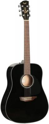 Samick SGW S-200D/BLK - gitara akustyczna