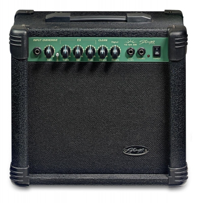 Stagg 15 GA DR - combo  gitarowe 15 Watt z cyfrowym reverbem-951