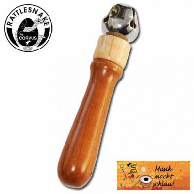 Corvus Rattlesnake Stick Bell