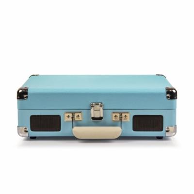 CROSLEY Cruiser Del Turquoise - Gramofon walizkowy