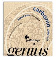 Galli GR90 Genius Carbonio - struny do gitary klasycznej-4138