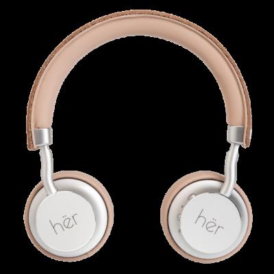 Nauszne słuchawki stereo