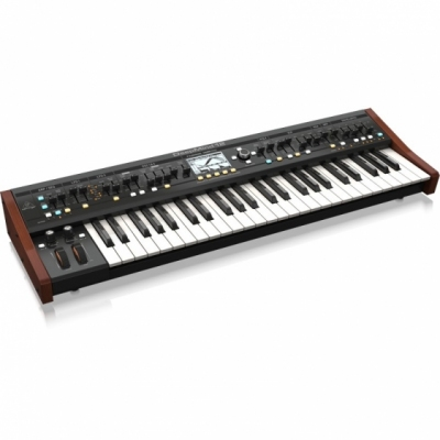 Behringer DEEPMIND 12 - polifoniczny syntezator analogowy