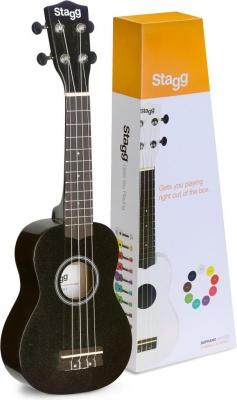 Stagg US-NIGHT - ukulele sopranowe-12768