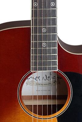 James Neligan BES-ACE DCB - gitara elektro-akustyczna-13285