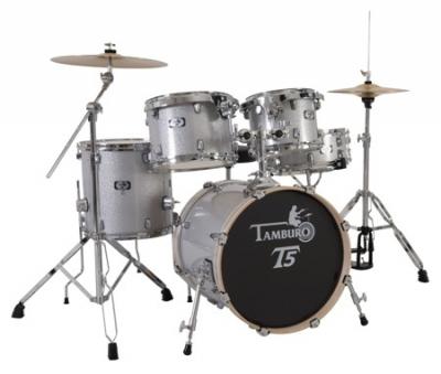 Tamburo T5S16SLSK - akustyczny zestaw perkusyjny
